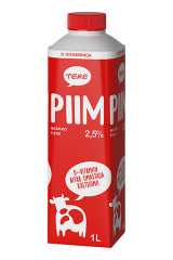 TERE Piim 2,5% pure 1l