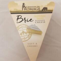 CHANSON DU FROMAGE Juust Brie 125g