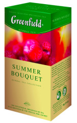 GREENFIELD Summer bouquet 25tb 50g