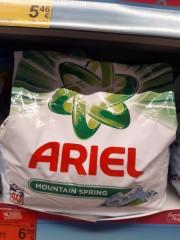 ARIEL PESUPULBER MOUNTAIN SP 40PK  1pcs